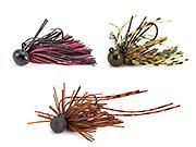 Skirted Jigs & Trailer