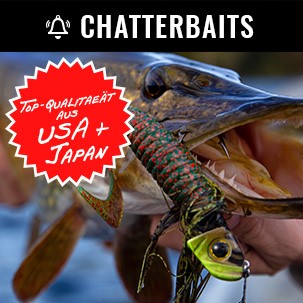 Check out all chatterbaits!