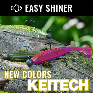 KEITECH Easy Shiner new colors