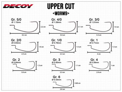 Worm9 Upper Cut