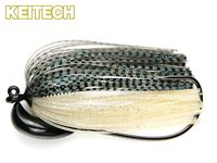 Rubber Jig Model III - Bluegill Flash