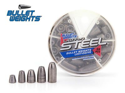 Ultra Steel Bullet Weights - 35 pcs.