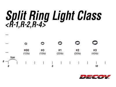 DECOY Split Ring Light Class