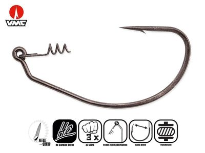 VMC Heavy Duty Swimbait Hooks (7346SB)