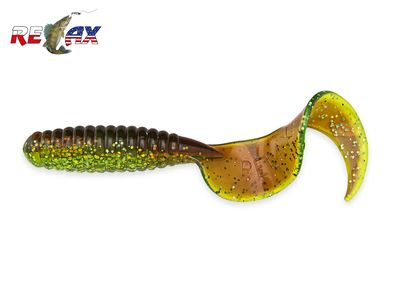 5.5 RELAX Xtra Fat Grub Twister (13 cm)