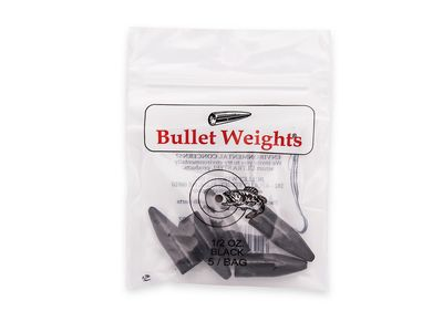 Bullet Weights BLACK