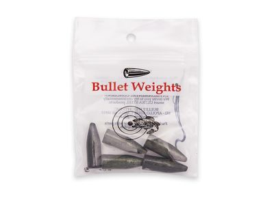 Bullet Weights WATERMELON PP.