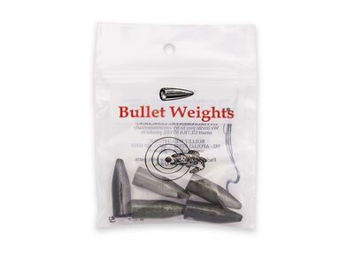 Bullet Weights WATERMELON PP. - 1.75g (1/16 oz.)