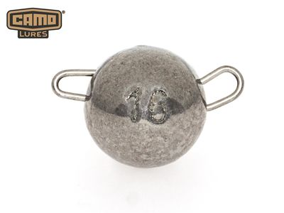 CAMO Tungsten Flex Head - PLAIN 12g (2 Stk.)
