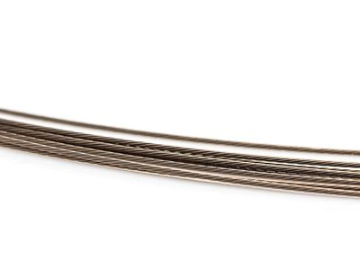 3 m Knot 2 Kinky Seven-Strand Nickel-Titanium-Vorfachmaterial (10 ft.)