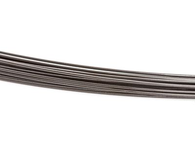 9 m Knot 2 Kinky Single-Strand Nickel-Titanium-Leader (30 ft.)