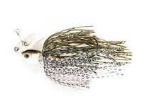 14g Project Z ChatterBait - Green Pumpkin Shad