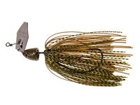 10.5g ChatterBait Freedom - Green Pumpkin
