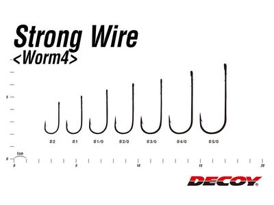 Strong Wire Hook Worm4