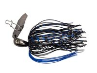 3.5g ChatterBait Micro - Blue / Black