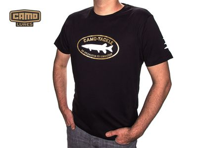 CAMO-Tackle T-Shirt
