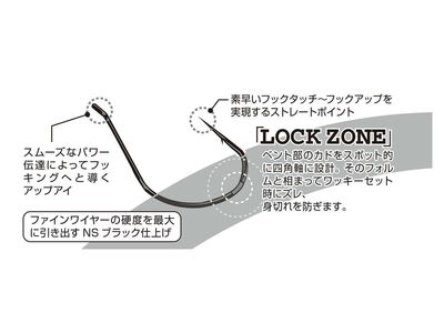 Worm23 Body Hook