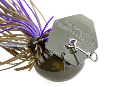 10.5g ChatterBait Freedom CFL