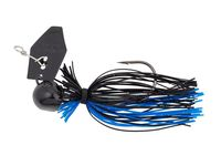 10.5g ChatterBait Freedom CFL - Black/Blue