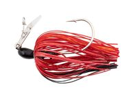 10.5g Original ChatterBait - Texas Red