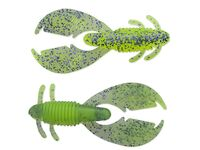2 Ax Craw Mini - Purple Chartreuse (BA-Edition)