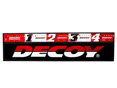 DECOY DA-5 Measure Sticker 50 (510 x 130 mm)