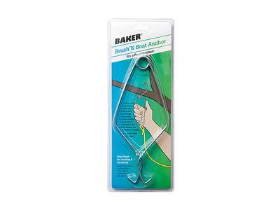 BAKER - Brush n Boat Anchor