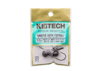 Tungsten Super Football Jig Gr. 2/0